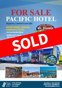 Pacific Hotel Yeppoon Sold