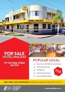 Hotel Mackay For Sale
