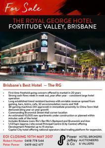 Royal George – Brisbane