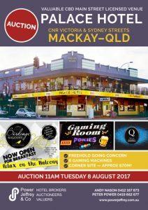 Palace Hotel – Mackay