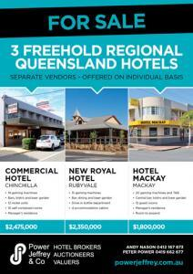 3 Freehold Hotels