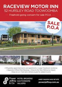 Raceview Motor Inn For Sale Toowoomba