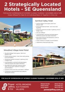 Samford Valley & Woodford Village Hotels