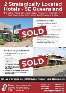 Samford Valley & Woodford Village Hotels