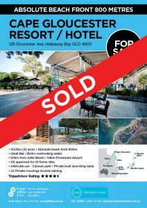Cape Gloucester Resort For Sale
