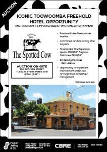 Spotted Cow Toowoomba For Sale