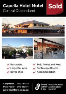 Sold – Capella Hotel Motel