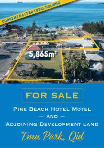 Pine Beach Hotel Motel For Sale