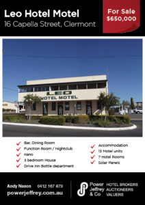 Leo Hotel – Clermont For Sale